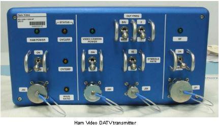 DATV ISS