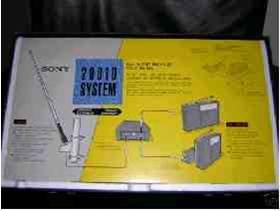 Sony ICF2001D-3