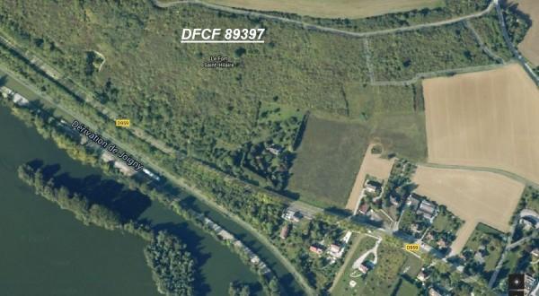DFCF 89397 Fort St Hilaire de St Aubin sur Yonne 01