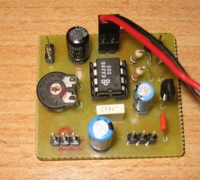 Ampli LM380