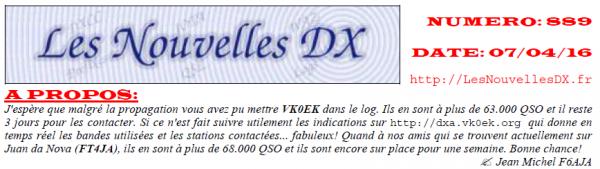 LNDX889