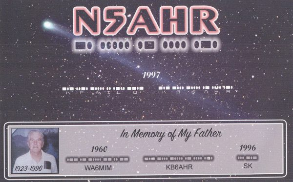 NA5AHR