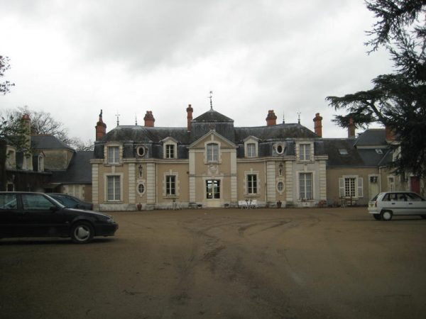 DFCF 41030 Château des Colliers à Muides sur Loire
