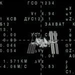 ISS vu depuis Soyouz
